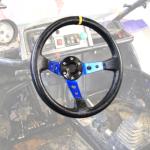 гоночный руль Rally